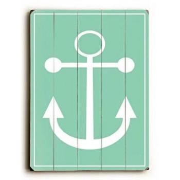 Anchor - Green