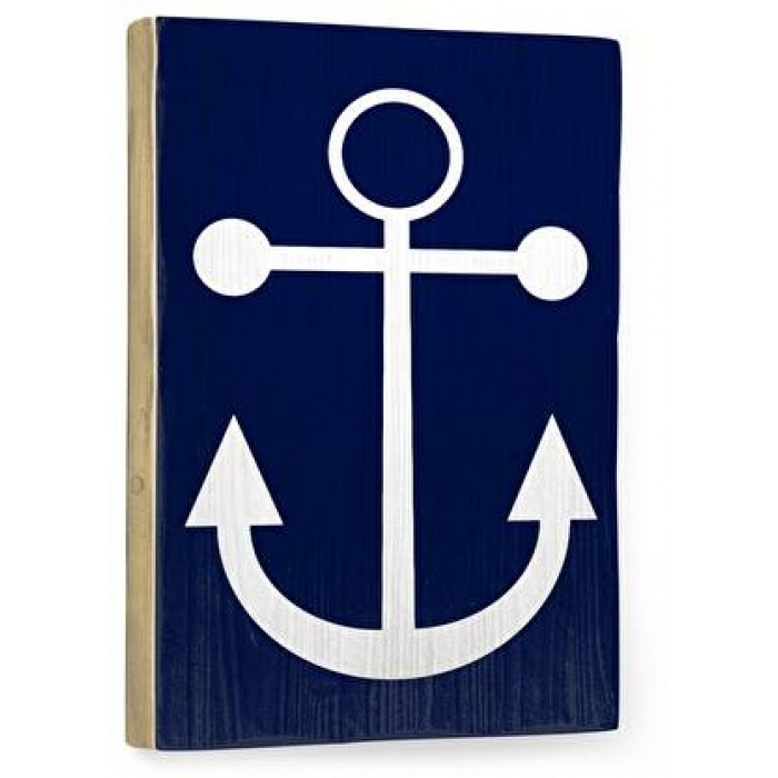 Navy Anchor Pacifichomefurniture