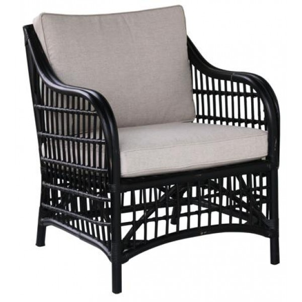 Elikin  Rattan Accent Chair