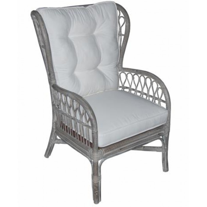 Accent Chairs Wingback.Kelley Wing Back Accent Chair Grey