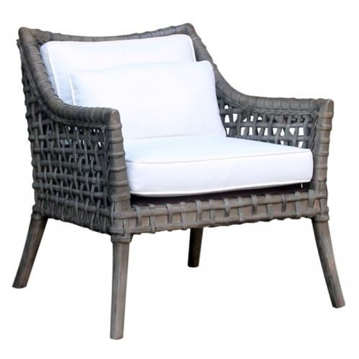 New Malibu Rattan Accent Chair