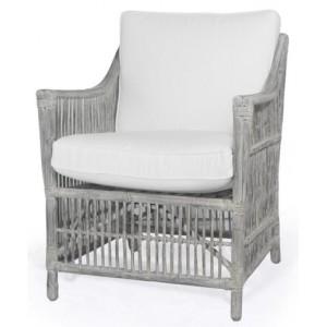 Mountak Accent Chair (Vintage Grey)