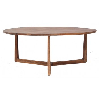 Calvin Coffee Table-White Wash