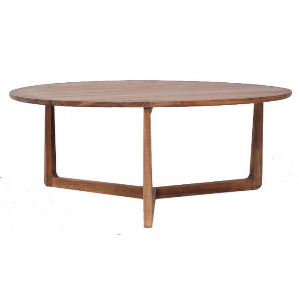 Calvin Coffee Table-White Wash