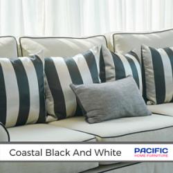 Coastal Black And White