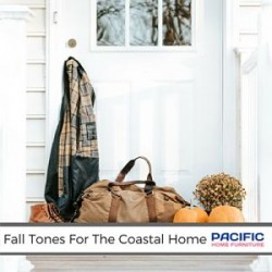Delicieux Fall Tones   Coastal Style