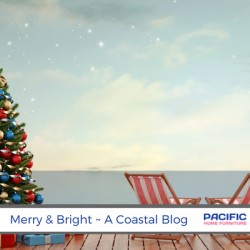 Merry And Bright A Coastal Blog
