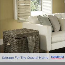 Storage For The Coastal Home