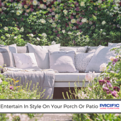 Entertain In Style On Your Porch Or Patio