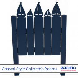 Refresh And Restyle For Spring ~ Coastal Style Children's Rooms