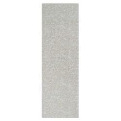 Crackle Wool Rug - Pewter