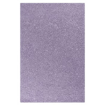 Crackle Wool Rug - Lavender