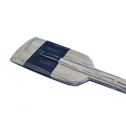 Wooden Rustic King Squared Rowing Oar 50""