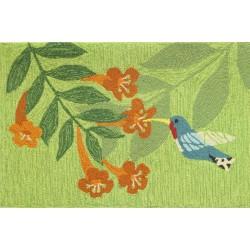 Hummingbird Nectar Rug
