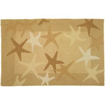 Starfish Field Rug