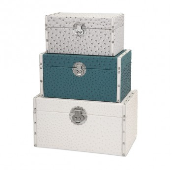 Claire Trunks -Set of 3