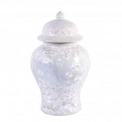 Crystal Shell Temple Jar