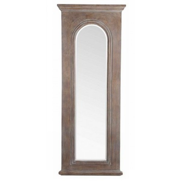 Washed Arched Mirror