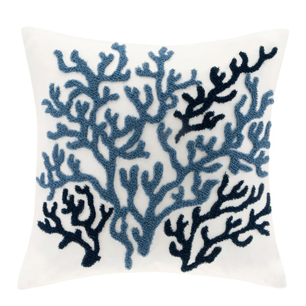 Beach House Decorative Pillow