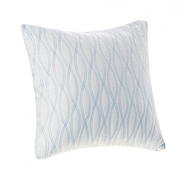 Coastline Square Pillow