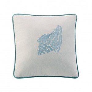 Coastline Square Pillow-Shell