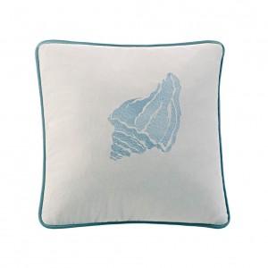 Coastline Square Pillow-Shell