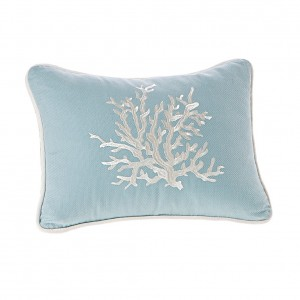 Coastline Oblong Pillow