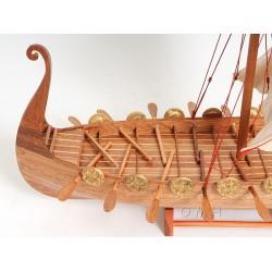 Drakkar Viking Long Boat