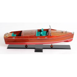 Chris Craft Runabout Painted