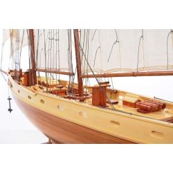 "Bluenose II Sailboat Model Ship 38"""