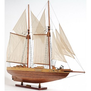 Bluenose II Sailboat Model Ship 38""