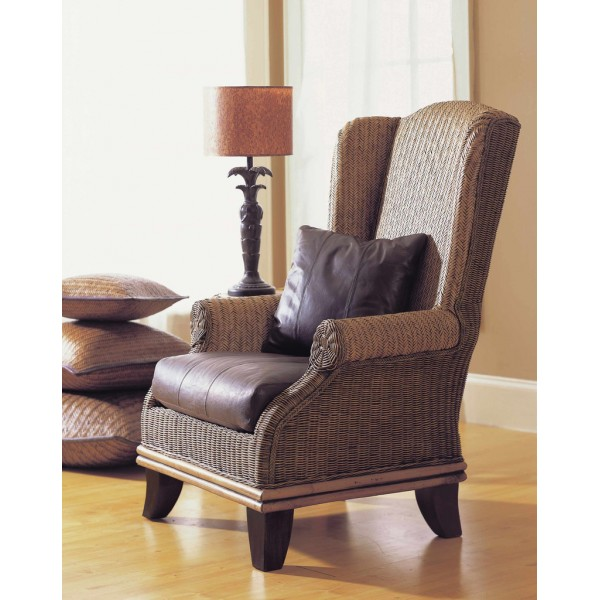 Bali Wing Accent Chair