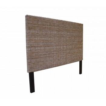 Kuba Weave Headboard