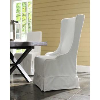 Atlantic Beach Wing Dining Chair - SBW