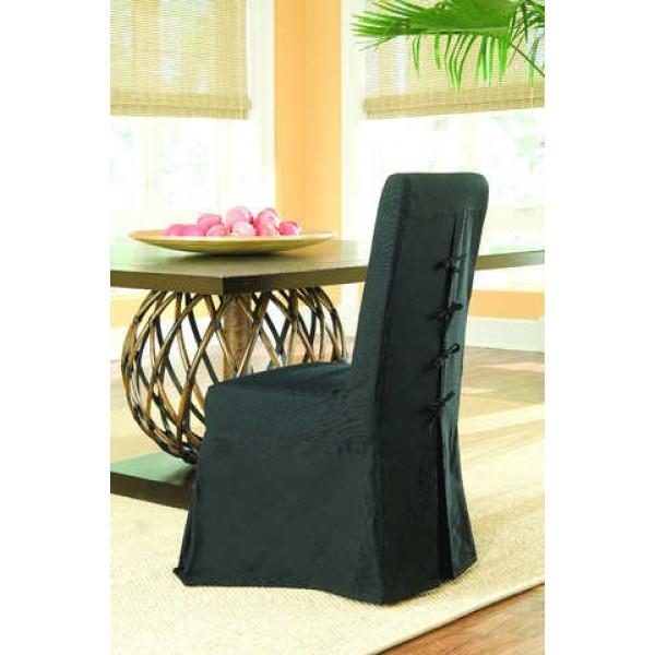 Pacific Beach Dining Chair - Black