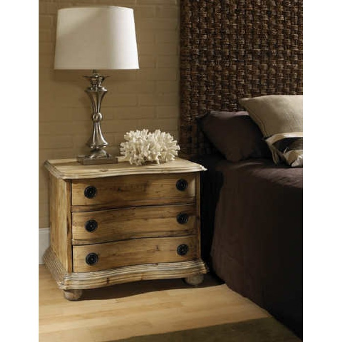 Salvaged Wood Night Stand Pacifichomefurniture Com