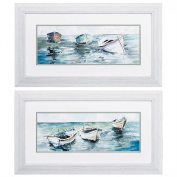 Caught At Low Tide - Set of 2