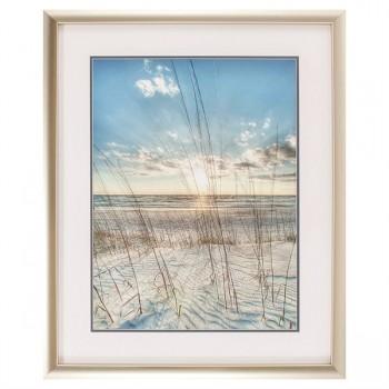 Among The Grass Framed Art