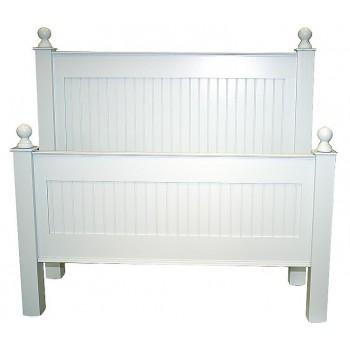 Beadboard Bed