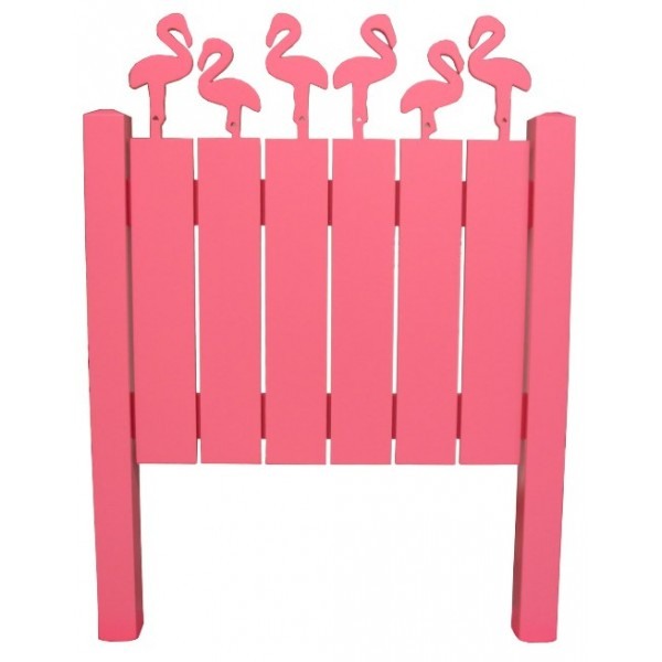 Flamingo Bed