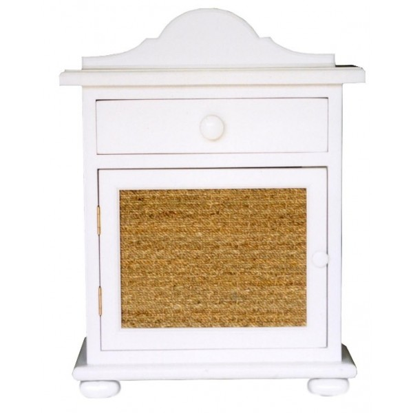 Seagrass Nightstand