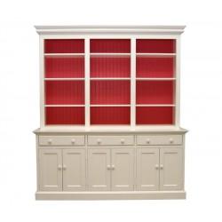 Ashley River Cupboard-Bookcase