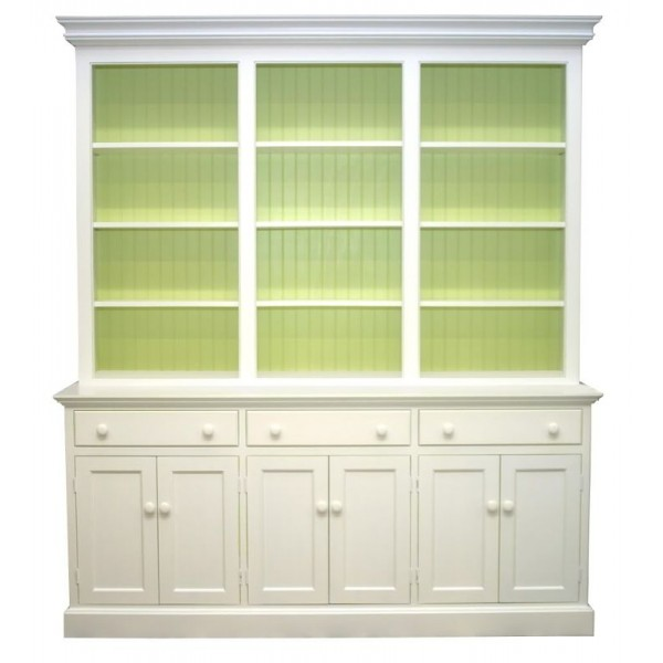 Ashley River Cupboard-Bookcase