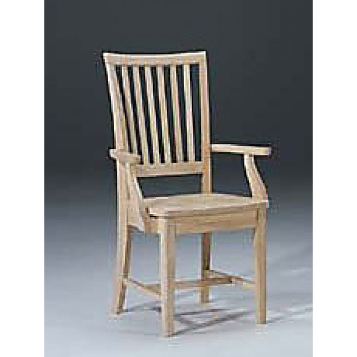 Mission Arm Chair