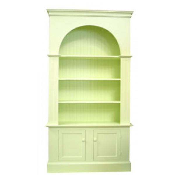 Small Arch Bookcase