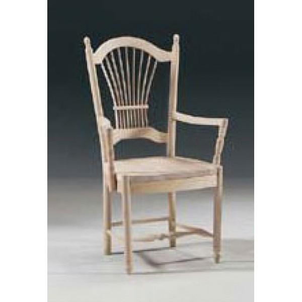 Tradd Arm Chair