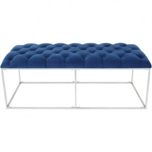 Savoy Bench-Blue
