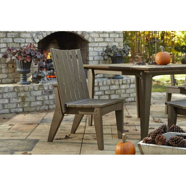 Hourglass Collection-Dining Chair