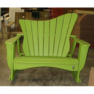 Wave Collection-Settee Rocker (LSF or RSF)