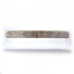 Acrylic Bench